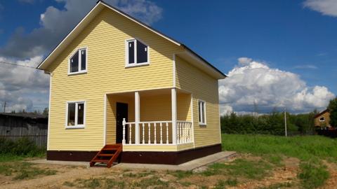 Продам новый дом в деревне