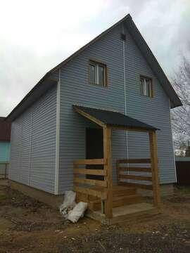 Купить дом из пеноблока в Истринском районе МО деревня Адуево
