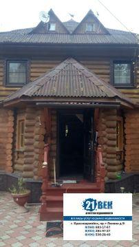 Дом 165 кв.м, д. Федоровское СНТ «Озерное»