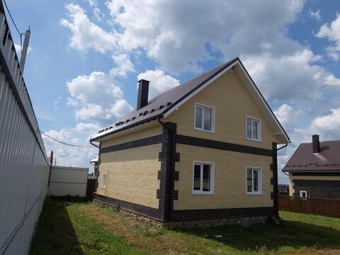 Дом с магистральным газом, 145 кв.м. на участке 10 сот. , Ярославское .