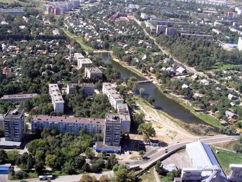Сруб 6х9 м. на участке 10 сот. в СНТ Янтарь, г. Чехов, Волосово