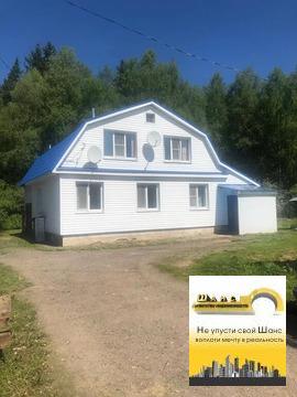 Продаем дом общ.пл.180 м2 на участке 18 соток земли. д.Нагорное