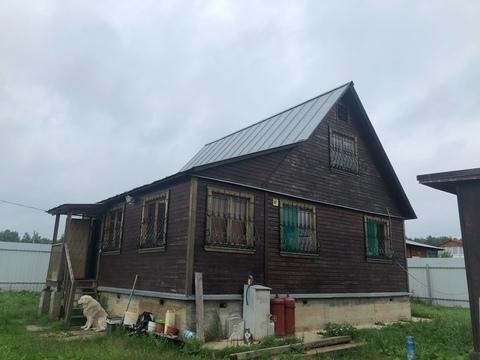 Двухэтажный дом в д. Самарино