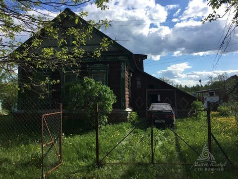 Дом д. Корниловская