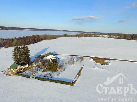 Приозерский район, п.Мичуринское, 30 сот. ИЖС + дом 160 кв.м.