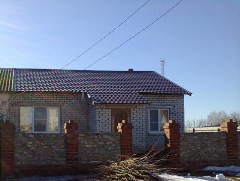 Продам дом в Вакино Рыбновский район