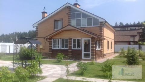 Продается дом в Щелковском р-не дер.Оболдино Лосиный парк-1