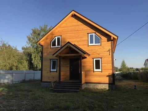 Продаётся дом с участком в 25 км г. Сергиев-Посад, в 80 км от Москвы