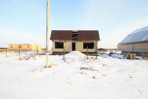Недостроенный дом 86 м2