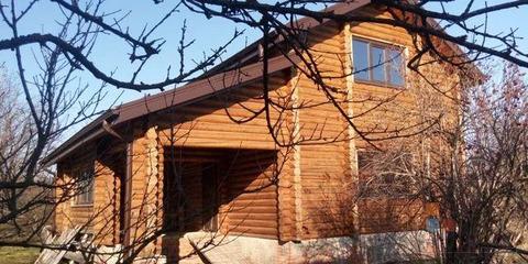 Дом 135 м на участке 10 сот.