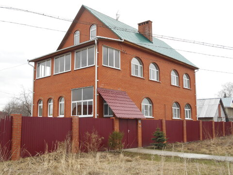Продам 2х-этажный дом с участком ул. Ситниковская г. Рязань
