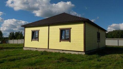 Одноэтажный дом ИЖС Кредит