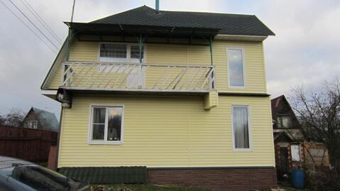 Продается 2х этажная дача 130 кв.м. на участке 12 соток