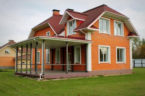 Дом 290 м2 на участке 12 соток в жилой деревне Манюхино, Осташковское .
