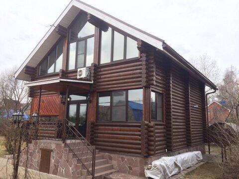 Дом 150м2 с мебелью, баня 50мг, гараж на 11 сот. в д. Осеченки
