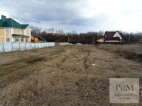 Продам земельный участок в с. Лопатки Рамонского района
