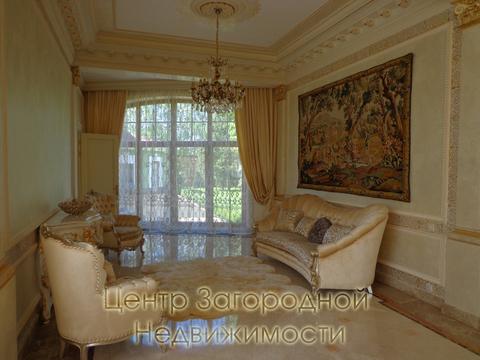 Коттедж, Новорижское ш, Ильинское ш, Рублево-Успенское ш, 12 км от .