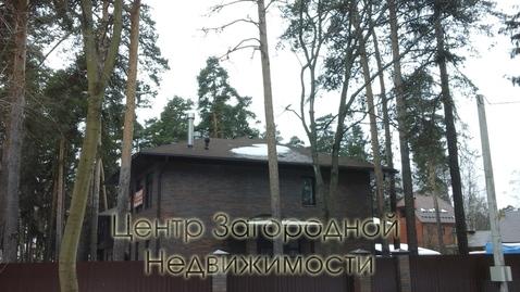 Коттедж, Ярославское ш, 20 км от МКАД, Пушкино г. (Пушкинский р-н). .