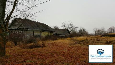 Дом в д.Горки с газом и центральным водопроводом
