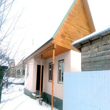 Дом рядом со станцией Баковка