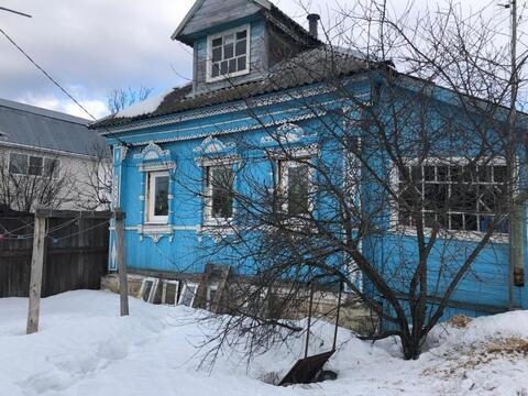 Часть дома 49 м2 в черте г. Струнино