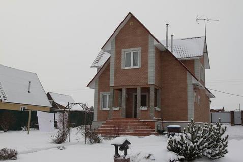 Продается Дом (180м2) в СНТ Полянка-1, рядом д. Каверино, Ступинского