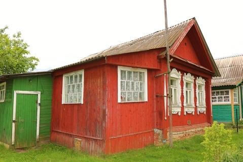 Дом в деревне Лесково