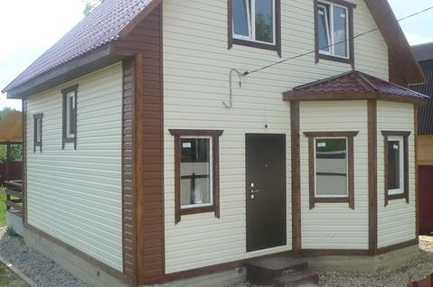 Дом для круглогодичного проживание с газом по границе