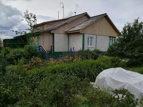 Продам 1-этажный панельный дом пос. Борики