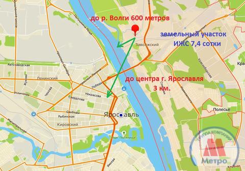 Земельные участки, ул. Большая Заволжская, д.1 к.А