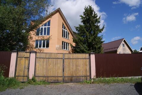 Дом 375 кв.м, Участок 20 сот. , Новорижское ш, 50 км. от МКАД. .