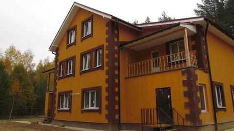 Продается таун-хаус в черте города Чехов, улица Зеленая