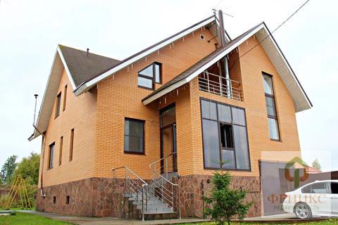 Ваш новый дом - просторный и современный!