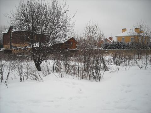 Участок 6 соток около д. Александровка на Ильинском шоссе, 13 км. от .