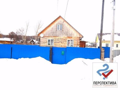 Лот 133 Одноэтажный обжитой дом, из бруса общей площадью 100 кв.м,