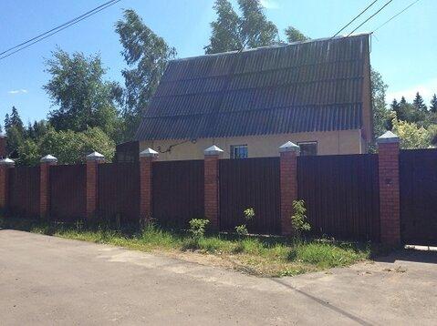 Дом 110 кв.м д.Агафониха 23 км от МКАД у озера