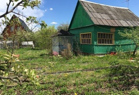 Дом в черте Подольска мкр.Климовск