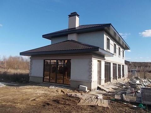 Дом 300 кв.м, Участок 12 сот. , Каширское ш, 12 км. от МКАД. д. .