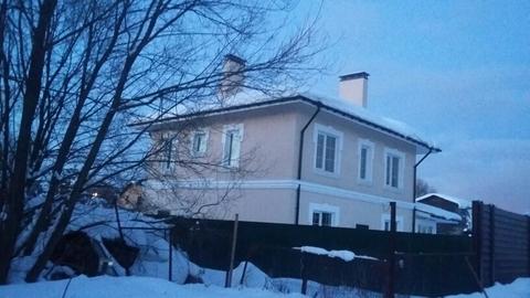Дом на уч.7 соток в д.Рассказовка 10 км от МКАД Боровское, Киевское ш.