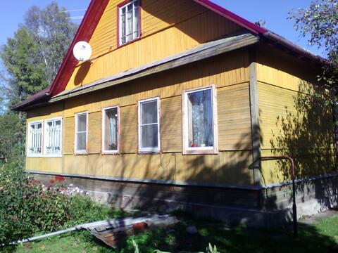 Продам дом ИЖС 70 кв.м в г.Любань, Ленинградской области