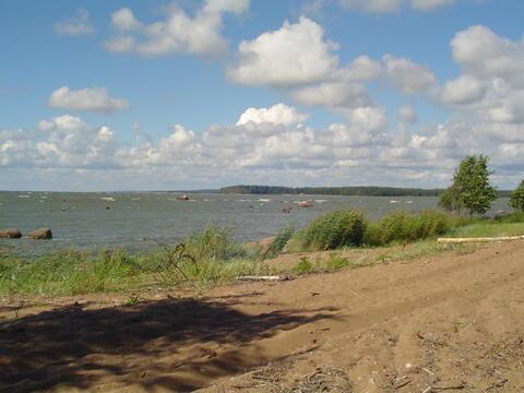 Ло п Озерки 25 соток 300 м Финский залив