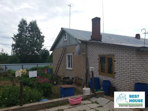 Дом в Грибцово Рузского района Московской области