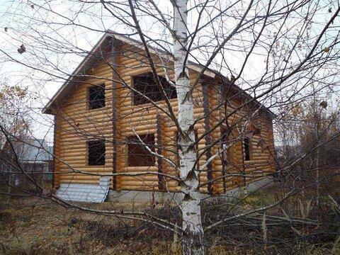 Продается дом 200 кв.м в кп Лужки, д.Алачково Чеховский р-он