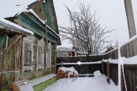 Дом в деревне Титовская