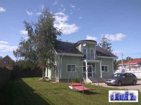 Дом 190 кв.м. на участке 9 соток ИЖС в Дедешино