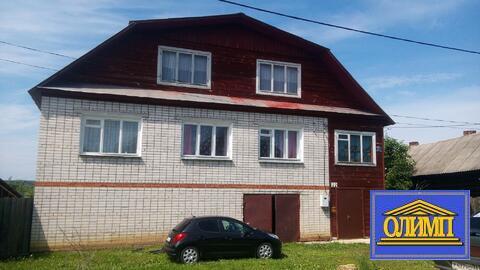 Продам дом в городе Меленки