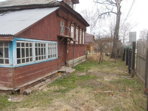 Участок с домом в с. Рогачево Дмитровский район