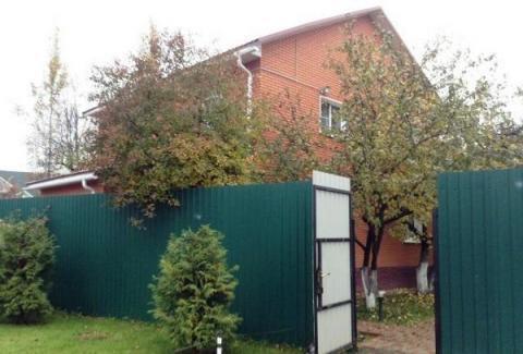 Продается 2 этажный дом с земельным участком г. Пушкино