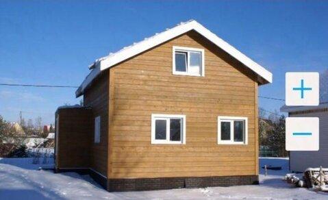 Дом с отделкой 90кв на участке 6 соток