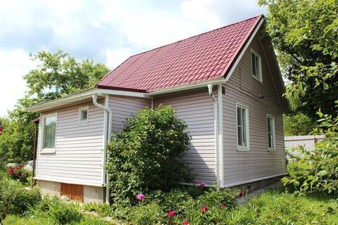 Продам дом в поселке Икша.
